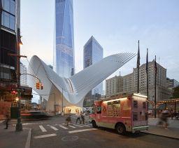 World Trade Centre Station