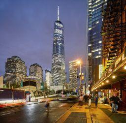 World Trade Centre Masterplan
